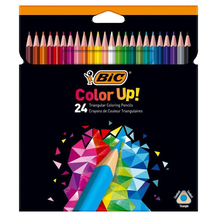 Bic Color Up! Kredki ołówkowe 24 kolory (1)