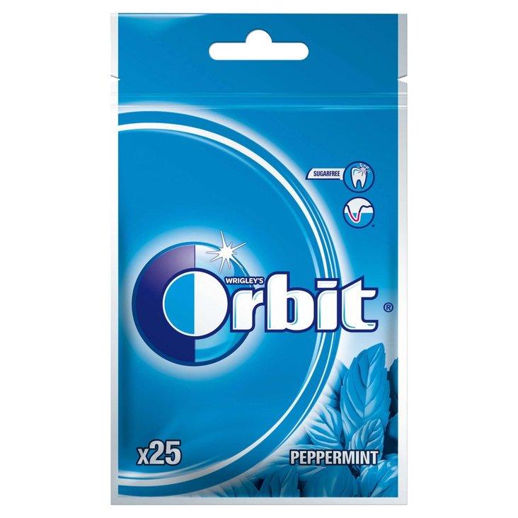 Orbit Peppermint Guma do żucia bez cukru 35 g (25 drażetek) (2)