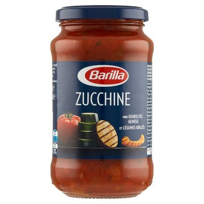 Barilla Zucchine Sos pomidorowy z warzywami i grilowanymi warzywami 400 g (1)
