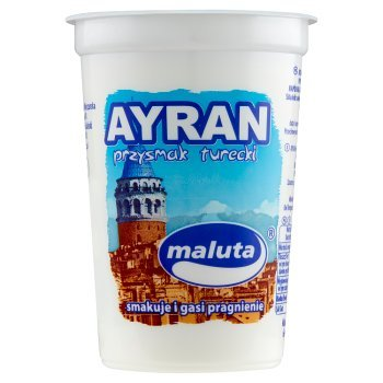 Maluta Ayran Przysmak turecki 250 g (2)