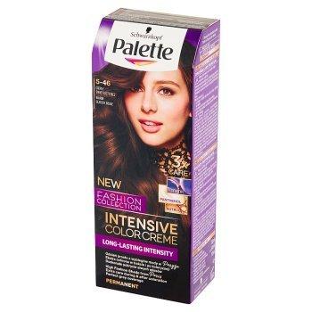 Palette Intensive Color Creme Farba do włosów ciepły świetlisty beż 5-46 (1)