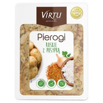 Virtu Pierogi ruskie z posypką 400 g (1)