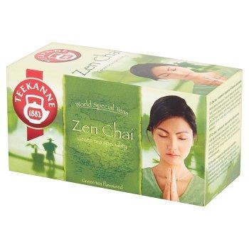 Teekanne World Special Teas Zen Chaí Herbata zielona o smaku cytryny i mango 35 g (20 x 1,75 g) (1)