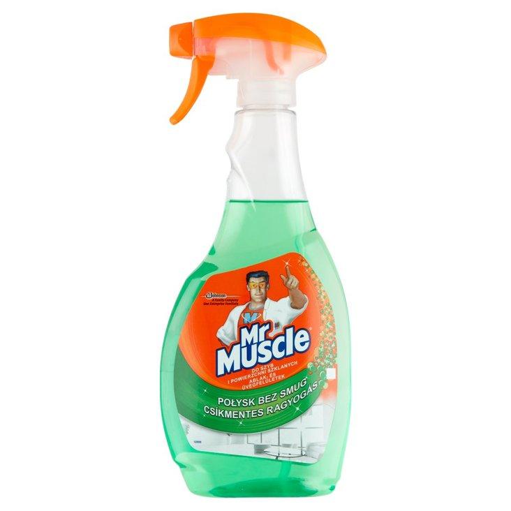 Mr Muscle 5w1 Płyn do szyb i innych powierzchni 500 ml (1)