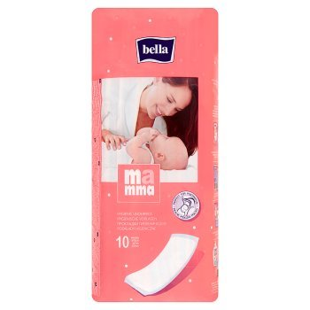 Bella Mamma Podkłady higieniczne 10 sztuk (1)