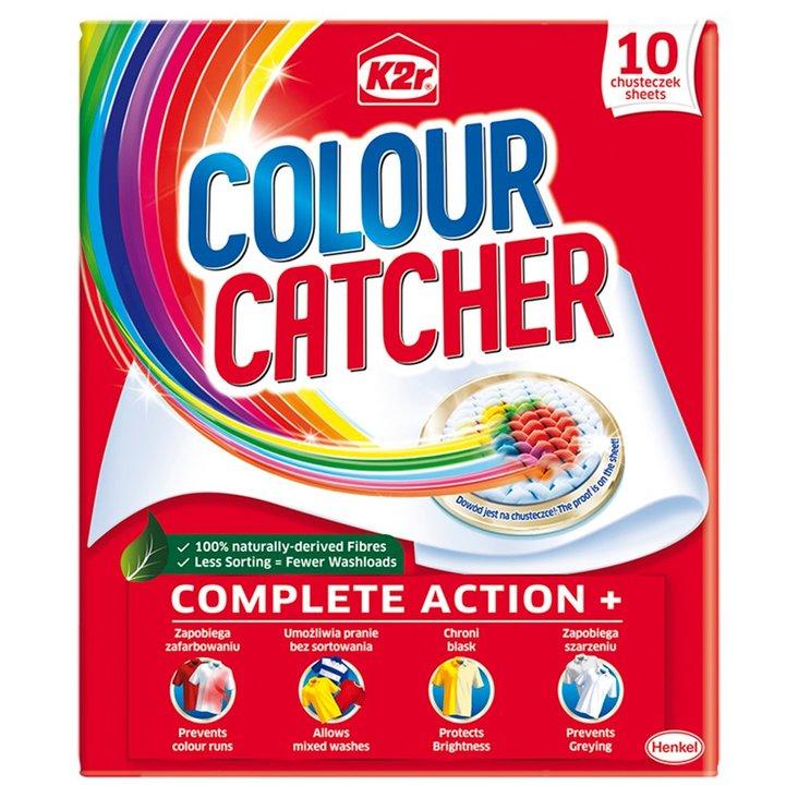 K2r Colour Catcher Chusteczki do prania 10 sztuk (1)