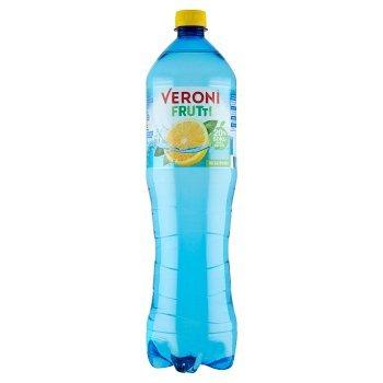 Veroni Frutti Napój niegazowany o smaku cytrynowym 1,5 l (1)