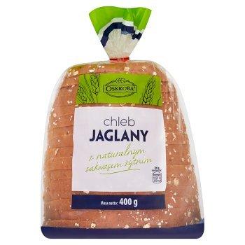 Oskroba Chleb jaglany 400 g (1)