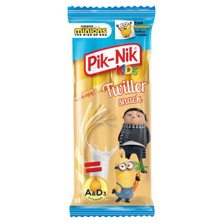 Pik-Nik Kids Twiller Świeże paluszki serowe do rwania 80 g (4 x 20 g) (1)