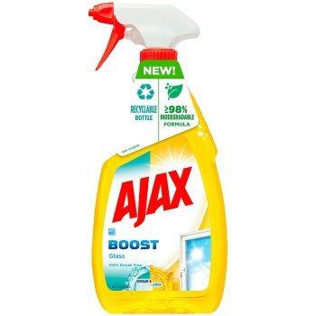 Ajax Boost Ocet i Cytryna Płyn do szyb, okien i powierzchni szklanych z amoniakiem 500 ml (1)