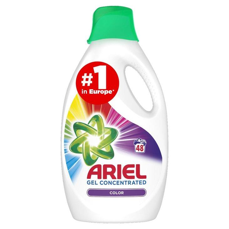 Ariel Color Reveal Płyn do prania, 2.64L, 48 prań (1)