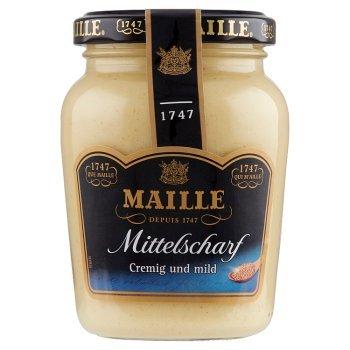 Maille Musztarda kremowa 205 g (2)