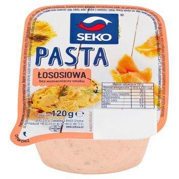 Seko Pasta łososiowa 120 g (1)