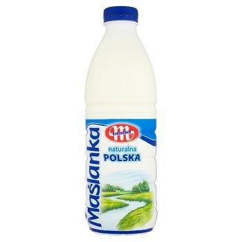 Mlekovita Maślanka Polska naturalna 1 kg (1)