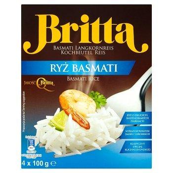 Britta Ryż Basmati 400 g (4 sztuki) (2)