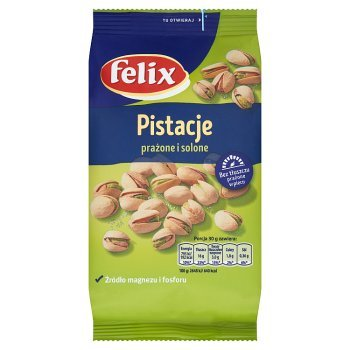 Felix Pistacje prażone i solone 240 g (1)