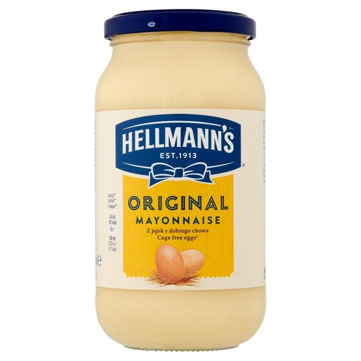 Hellmann's Oryginalny Majonez 420 ml (2)