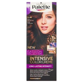 Palette Intensive Color Creme Farba do włosów ciepły świetlisty beż 5-46 (2)
