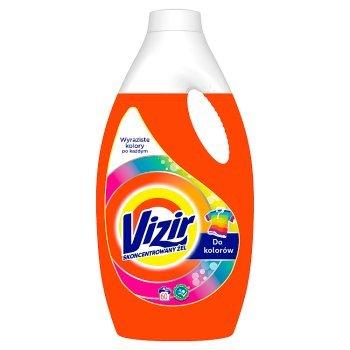 Vizir Color Płyn do prania do kolorów 2X1.65L, 2x30prań (1)