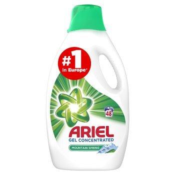 Ariel Mountain Spring Płyn do prania, 2.64L, 48 prań (1)
