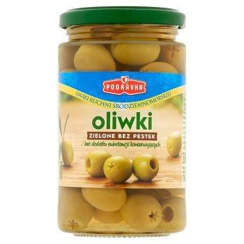 Podravka Oliwki zielone bez pestek 330 g (2)