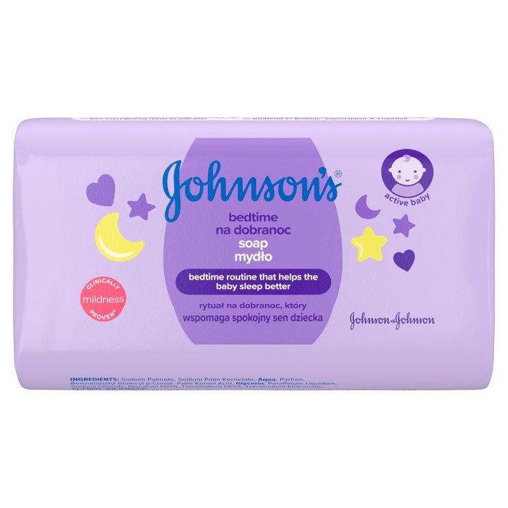 Johnson's Mydło na dobranoc 100 g (1)