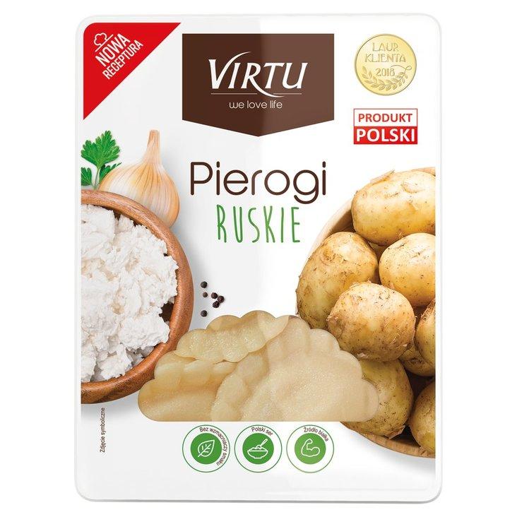 Virtu Pierogi ruskie 400 g (1)