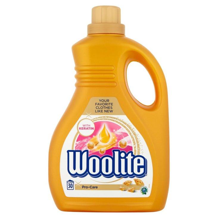 Woolite Pro-Care Płyn do prania 1,8 l (30 prań) (1)