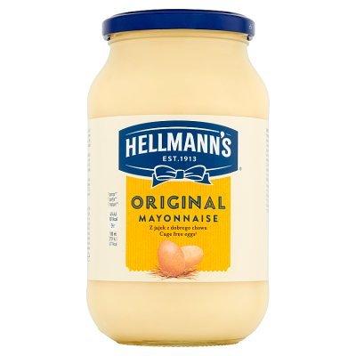 Hellmann's Oryginalny Majonez 650 ml (1)
