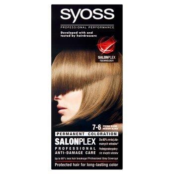 Syoss SalonPlex Farba do włosów średni blond 7-6 (2)
