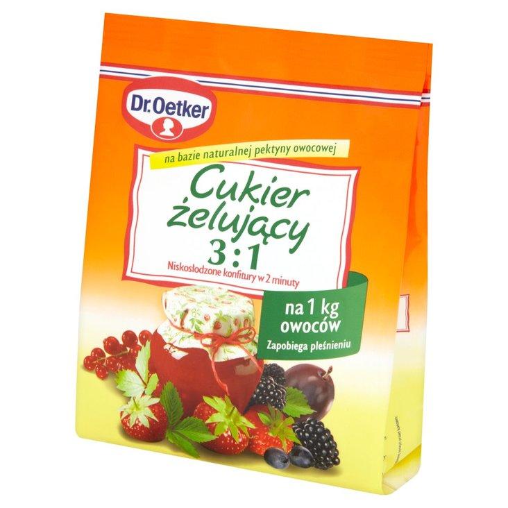Dr. Oetker Cukier żelujący 3:1 350 g (1)