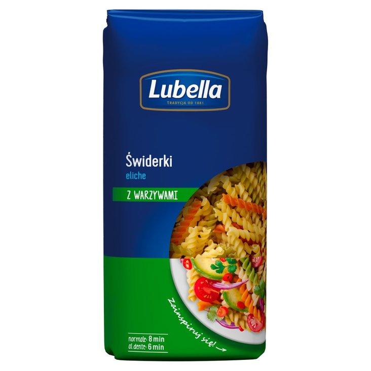 Lubella Makaron świderki z warzywami eliche 400 g (2)