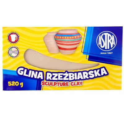 ASTRA GLINA RZEŹBIARSKA 520 G (1)