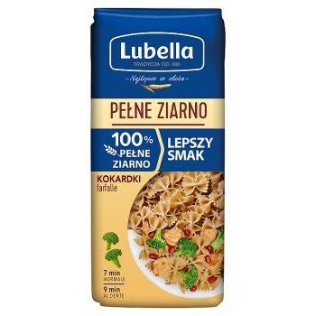 Lubella Pełne Ziarno Makaron kokardki 400 g (2)