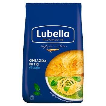 Lubella Makaron gniazda nitki 400 g (2)