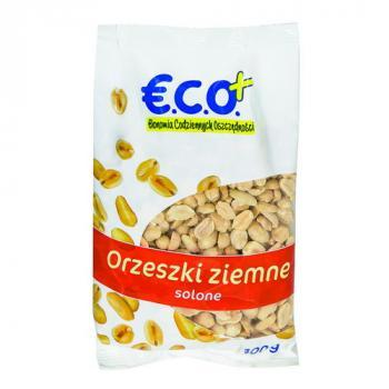 €.C.O.+  Orzeszki ziemne solone 400g (1)