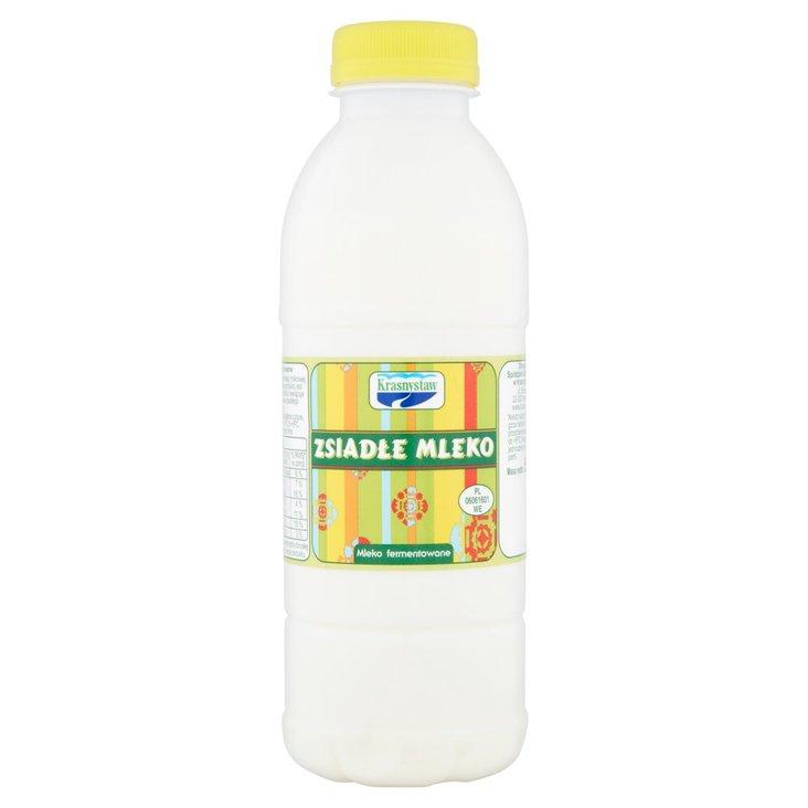Krasnystaw Zsiadłe mleko 500 g (1)