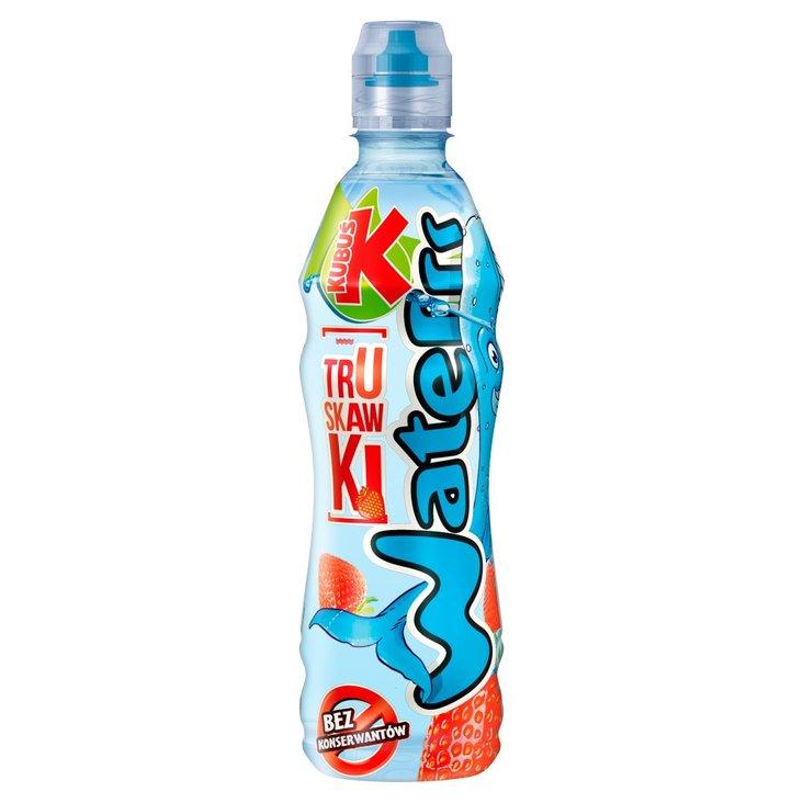Kubuś Waterrr Napój o smaku truskawki 500 ml (1)