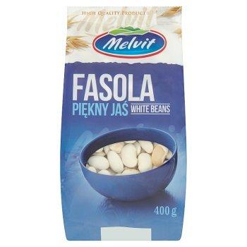 Melvit Fasola Piękny Jaś 400 g (1)