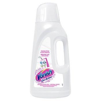 Vanish Oxi Action Odplamiacz do białych tkanin w płynie 2 l (1)
