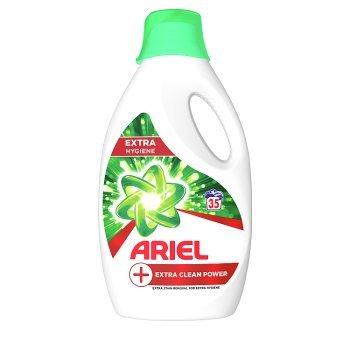 Ariel +Extra Clean Power Płyn do prania, 35 prań (1)