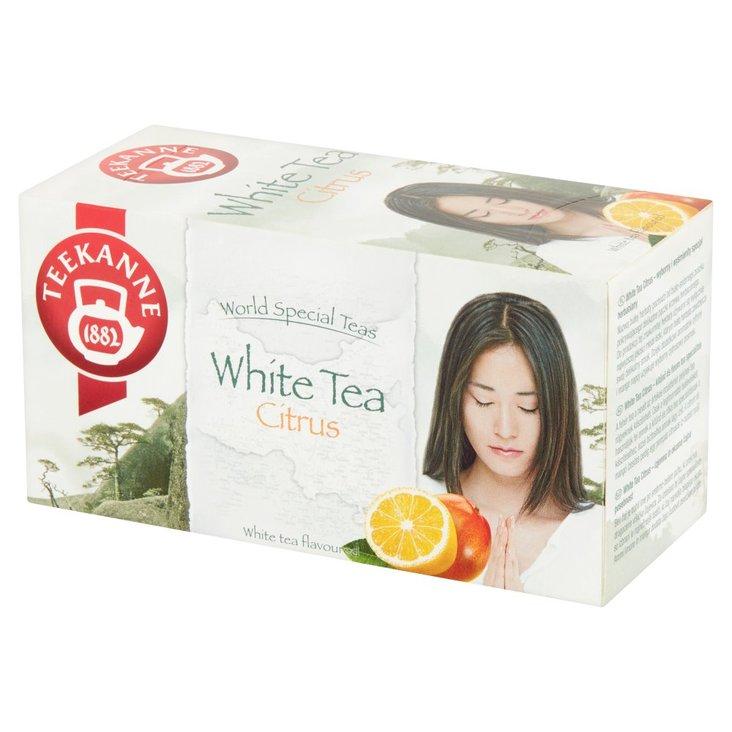 Teekanne World Special Teas Herbata biała o smaku cytryny i mango 25 g (20 x 1,25 g) (1)