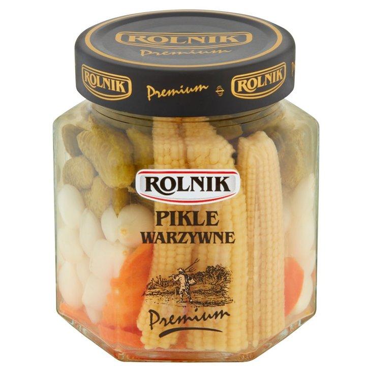Rolnik Premium Pikle warzywne 295 g (1)