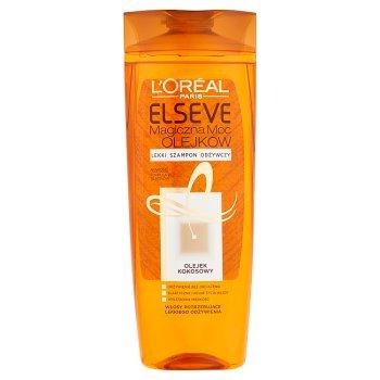 L'Oreal Paris Elseve Magiczna moc olejków Lekki szampon odżywczy 400 ml (1)