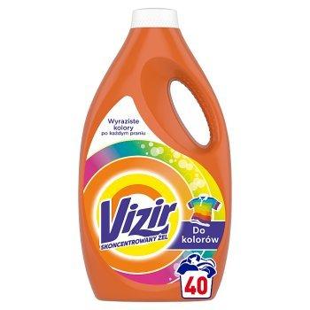Vizir Color Płyn do prania do kolorów 2,2l, 40prań (1)