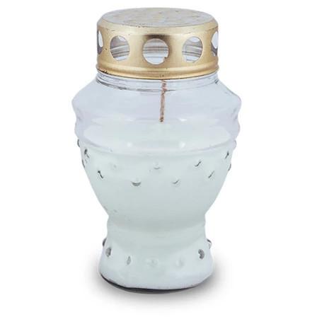 WÓJCIK Znicz szklany L-520 Pucharek mały 1 szt. (1)