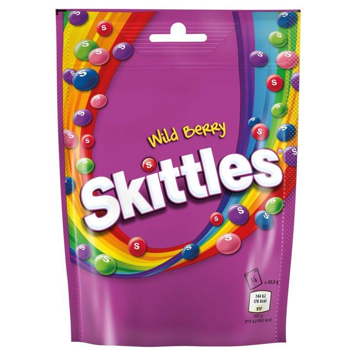 Skittles Wild Berry Cukierki do żucia 174 g (142 cukierki) (2)