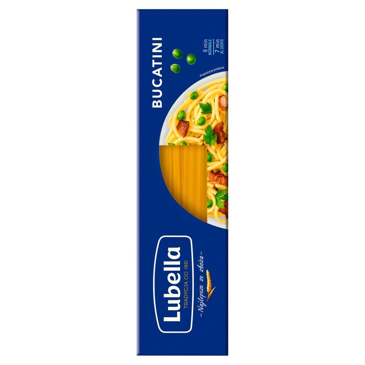 Lubella Makaron Bucatini 400 g (1)