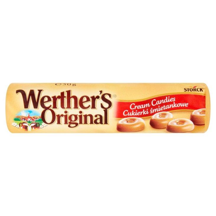 Werther's Original Cukierki śmietankowe 50 g (1)