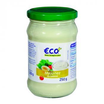 €.C.O.+  Majonez do sałatek 250g (1)
